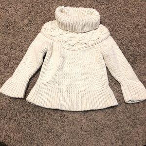 babyGap Adorable Knit Turtleneck Sweater